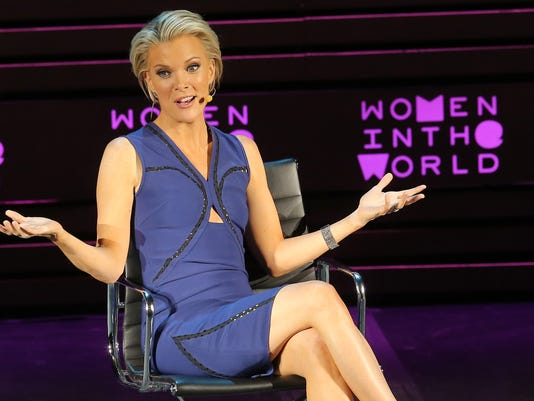 Megyn Kelly Getty Images Women Into World