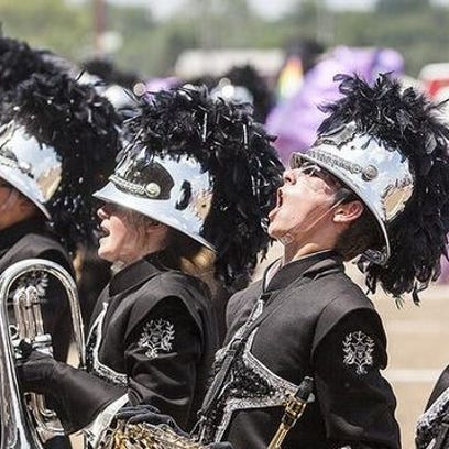 Spirit of Muncie band was state champs at the Indiana