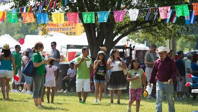 The Festival Hispano returns to Millsboro Aug. 9.