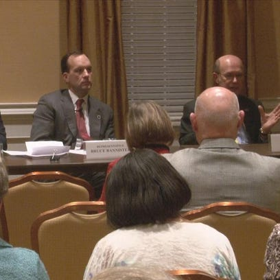 A panel of state lawmakers was called to discuss what