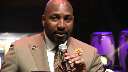"""Alabama State athletic director Melvin Hines expects """"an outstanding turnout"""" for the Sept. 2 Tuskegee-ASU game at ASU Stadium."""
