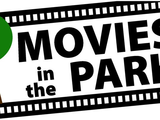 There will be 4 free outdoor Movies in the Park in