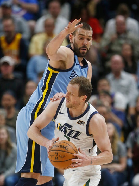 Marc Gasol, Joe Ingles