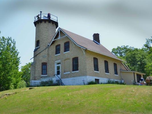 dcn 0406 dcmm lighthouse fest Chambers Island light