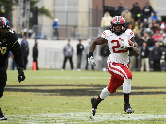 Is Wisconsin Badgers running back Melvin Gordon the Colts answer at RB?