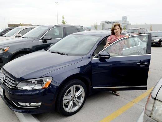 Volkswagen to make electric vehicles at Chattanooga plant