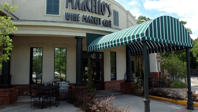 This Advertiser file photo shows Marcello's Wine Market Cafe on Kaliste Saloom Road. The concept is expanding to Metairie.