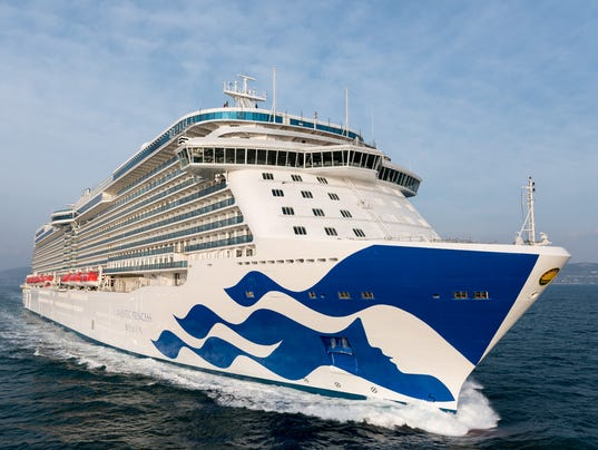 Princess Cruises New China Ship Majestic Princess Is Now Open To - Chinese cruise ship