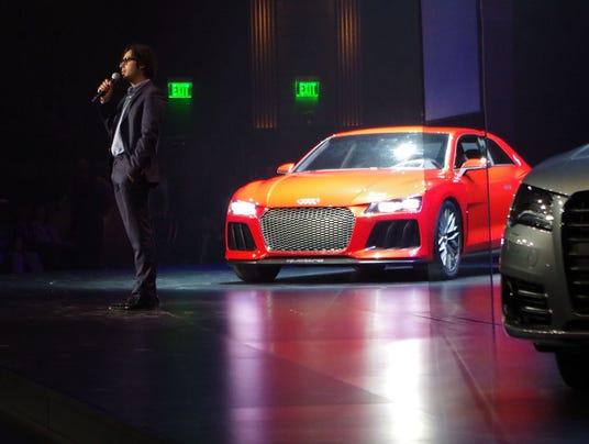 Audi Keynote web3
