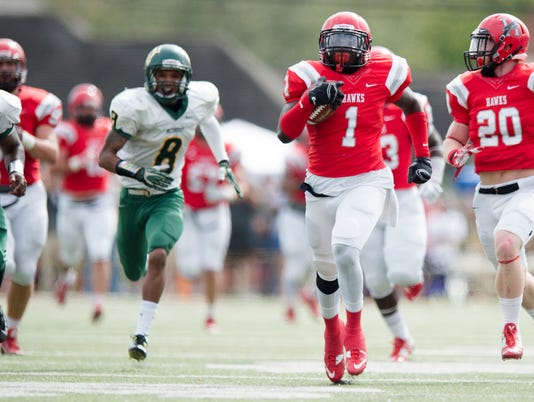Football: Huntingdon vs. Methodist