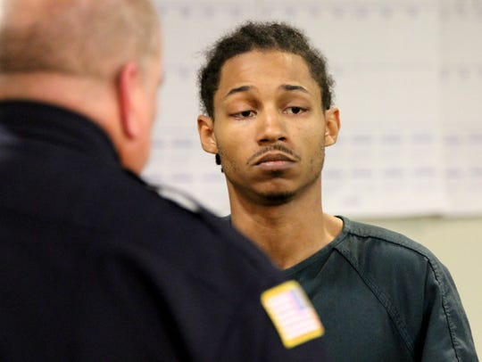 Demar S. Reevey, 23, of Red Bank, charged in connection