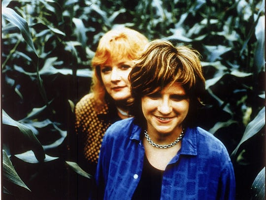 Emily Saliers, left to right, and Amy Ray from the