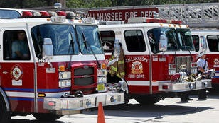 Food left unattended on the stove of a Gunn Street home Monday started a fire that has displaced the residents and caused $40,000 in damage. At about 6:45 a.m., Tallahassee Fire officials were called to the southside home where they found heavy smoke coming from inside.