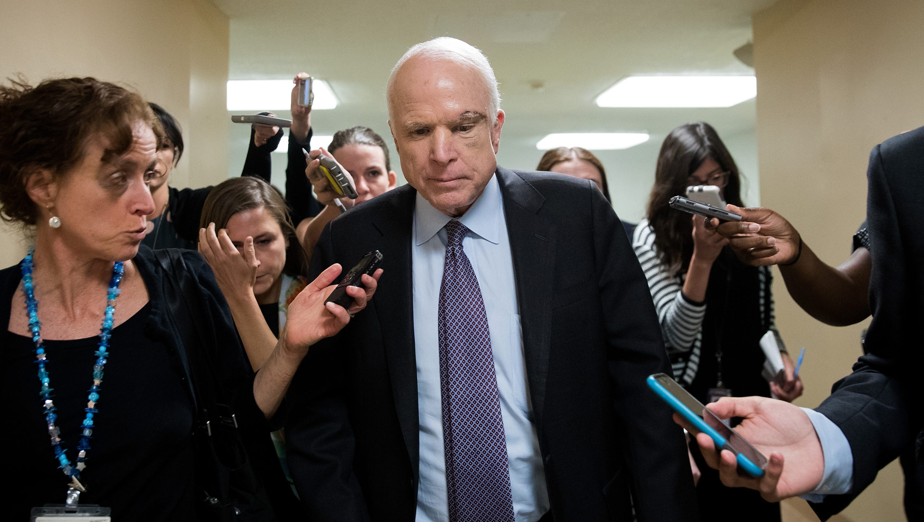 The Bubble: McCain no hero, conservatives and liberals say