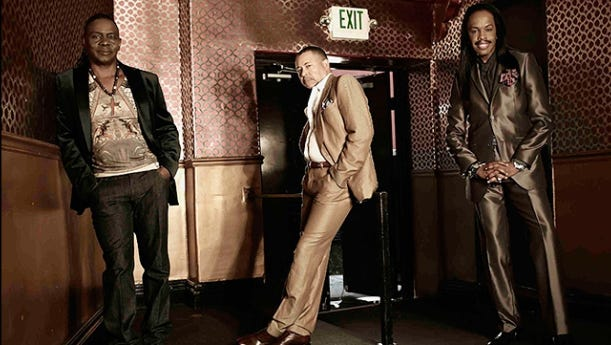 Earth, Wind & Fire will team with Chicago March 29 at the KFC Yum! Center.