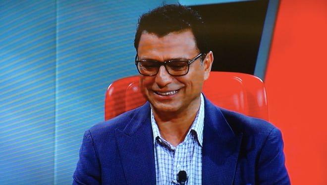 Omid Kordestani of Google