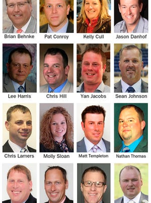 A slate of 16 judges will take their place in the show rings during the 2016 World Dairy Expo.