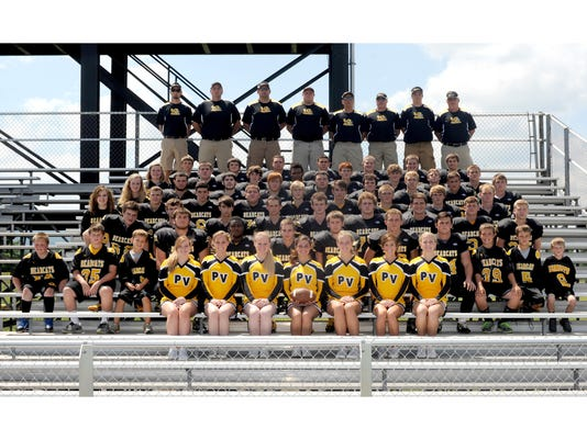 Paint Valley High School football team