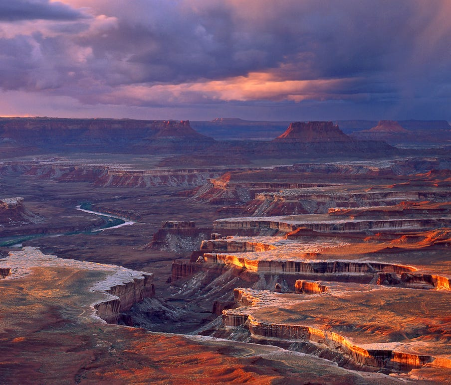 Canyonlands from Green River Overlook_Tom Till