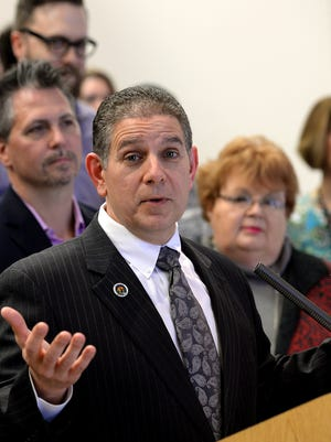 Lansing Mayor Virg Bernero