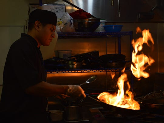 Gilberto Isidoro, owner of Mexic 103, has been in the restaurant industry for about 14 years.