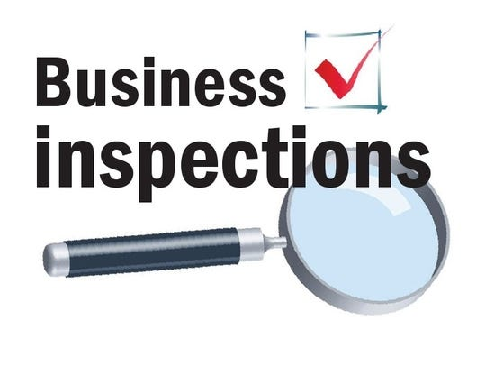 Wood County public health inspections