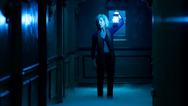 """Lin Shaye reprises her role of Elise Rainier in Focus Features' """"Insidious: Chapter 3."""" ."""
