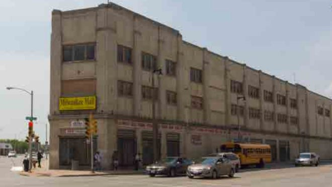 The former Sears at W. North and W. Fond du Lac avenues is being targeted for redevelopment.