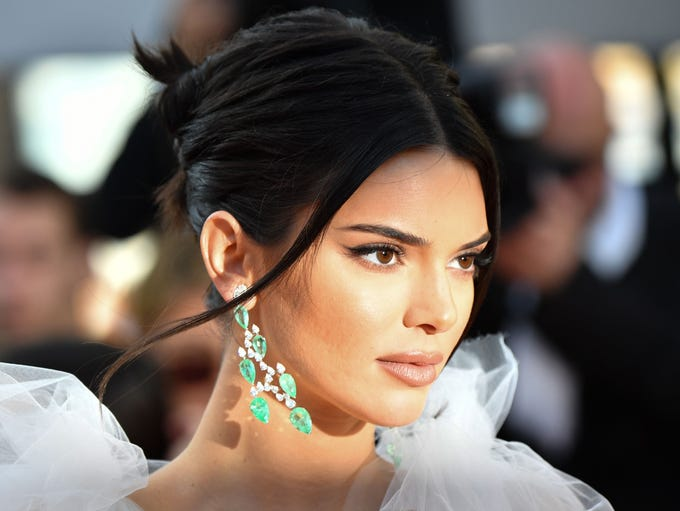 """Kendall Jenner may have made her first splash on """"Keeping"""