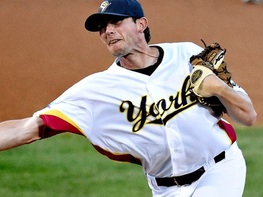 Beau Vaughan is one of six members from last year's bullpen already signed to begin the 2016 season with the Revolution.