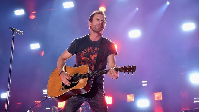 Nov. 1 — Dierks Bentley Miles & Music For Kids: 2 p.m. Ascend Amphitheater.