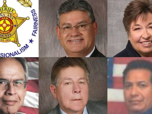 5 Doña Ana County sheriff's candidates