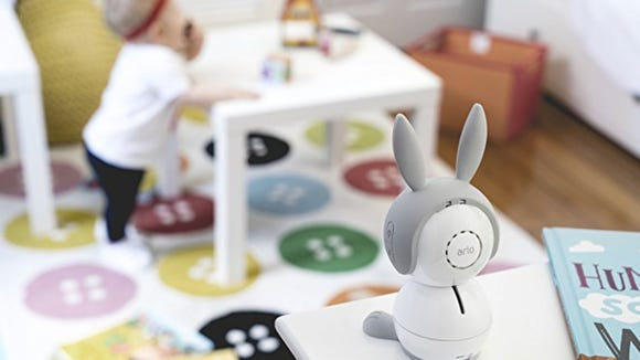 This is the best-connected baby monitor around
