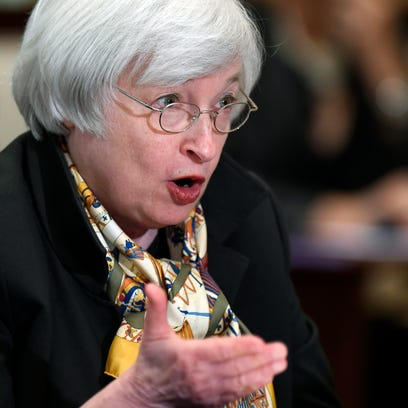 Federal Reserve Chair Janet Yellen Will lead a two-day