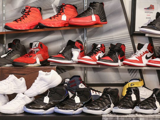 0bea7ccd3bb2bb Briggs  This sneakerhead is making huge money by selling rare Air ...