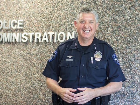 Former Tempe Police Chief Tom Ryff sued the city in July 2017 alleging that the city breached a non-disparagement clause in his retirement agreement that prevented him from landing a job with the Tempe Union High School District.