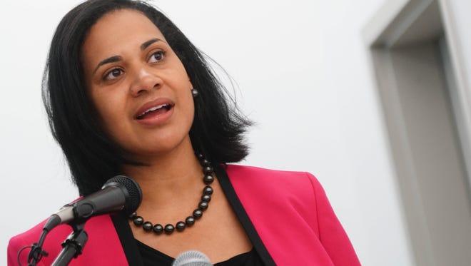Kara Odom Walker, secretary of Delaware Health and Social Services.
