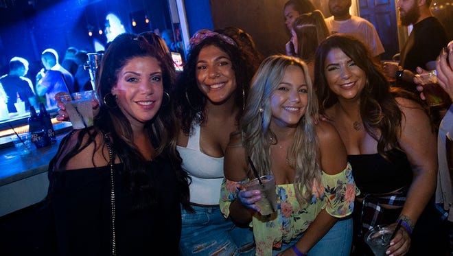 Jersey Shore bars: Look at who was partying at Porta in Asbury Park on August 25, 2018.