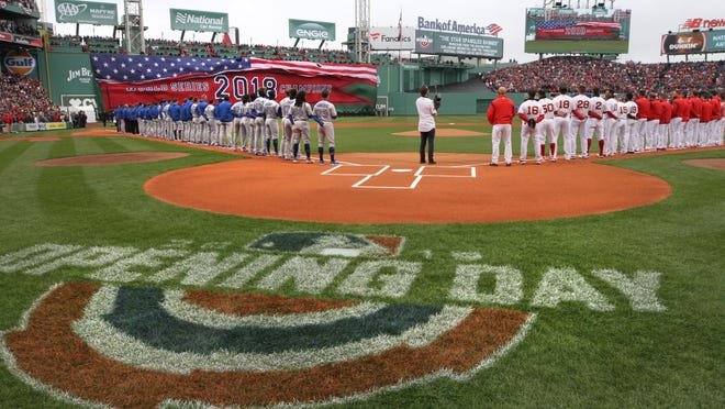 Fenway Park will host Red Sox-Orioles to begin the 2021 season.