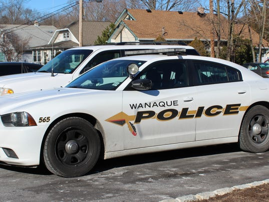 Wanaque Police Car