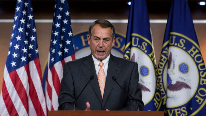 House Speaker John Boehner has named six additional GOP lawmakers who will serve on the Benghazi select committee.