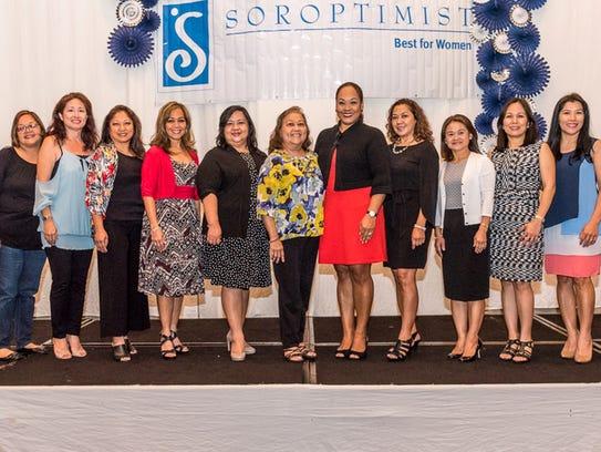The 13th Annual Soroptimist International of the Marianas'