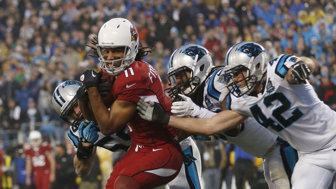Can Larry Fitzgerald and the Cardinals win in Carolina this time around?