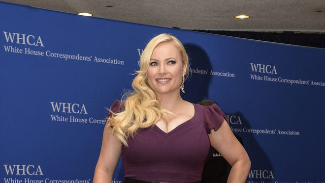 Pundit Meghan McCain will be joining ABC's 'The View' as a co-host.