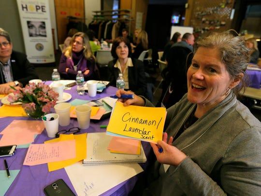 Ellen Purtell, clinical director of Daytop Mendham,