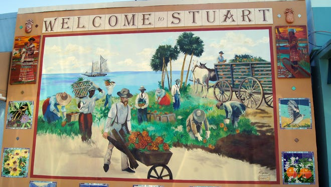 Stuart shines either as a destination, or as a jumping off spot to dive into all that Martin County offers. Once the hub of Florida's pineapple plantations, where the fruit was packed and shipped north by rail, the town still has local trains passing through, adding historic ambiance of an era when locomotives took produce north and brought the first wave of tourists to Florida's east coast.