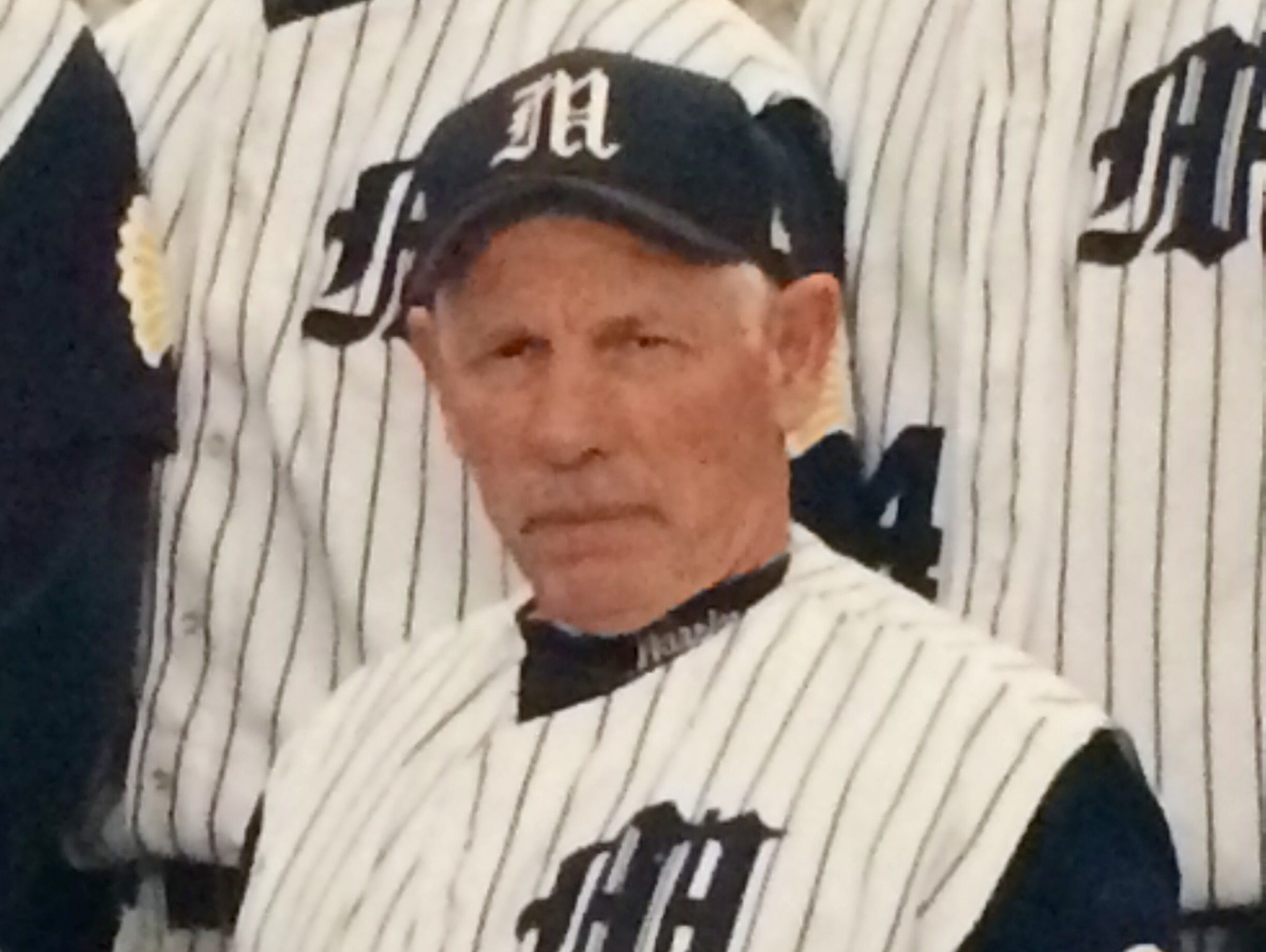 Longtime Meridian High School baseball coach Mo Brooks.
