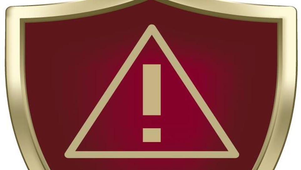 Florida State's alert system, FSU Alert, sent out warning