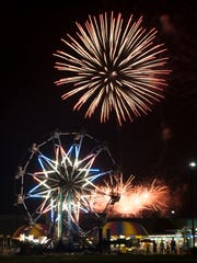 South Jersey towns go all out to commemorate Independence Day.