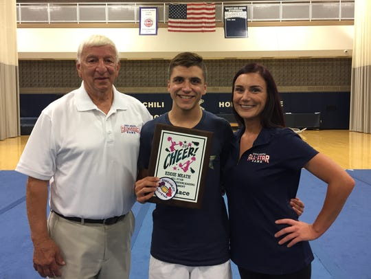Webster Schroeder's Dominic LaSpina, winner of the